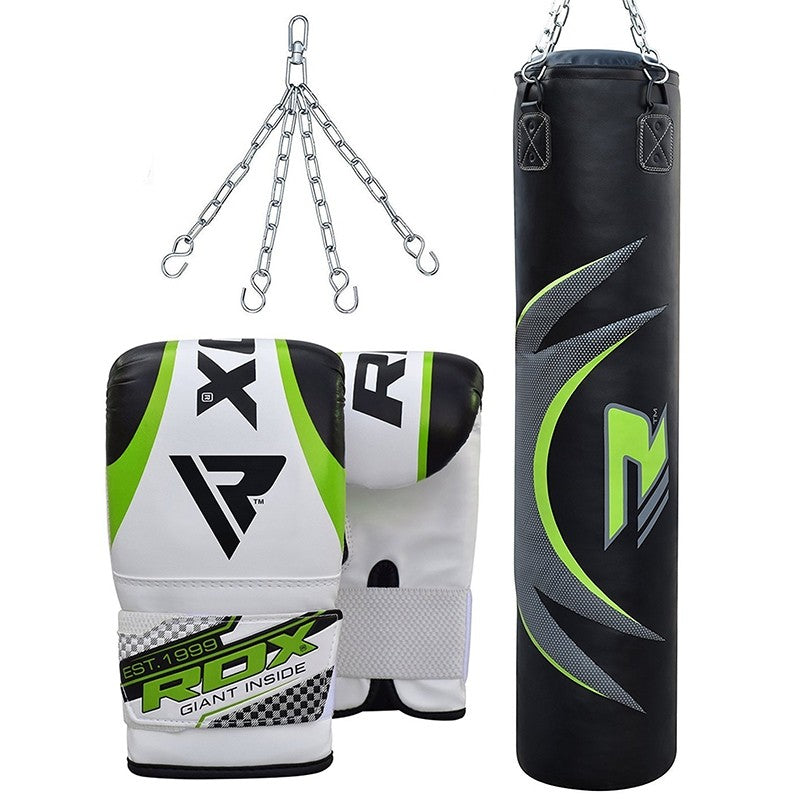 RDX ZERO IMPACT G-CORE PUNCHING BAG SET-1