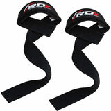 RDX TRAINING GYM STRAPS WEIGHT LIFTING-4