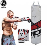 RDX F7 UNFILLED EGO PUNCHING BAG & MITTS-1