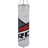 RDX F7 UNFILLED EGO PUNCHING BAG & MITTS-3