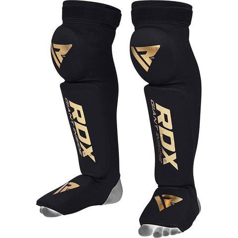 RDX S3 Shin Instep Guard With Knee Support