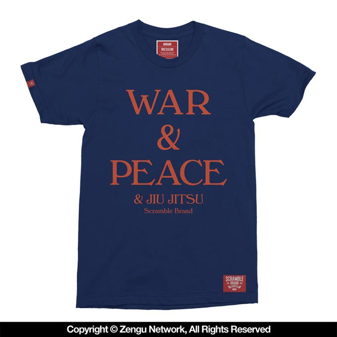 Scramble-War & Peace T-Shirt