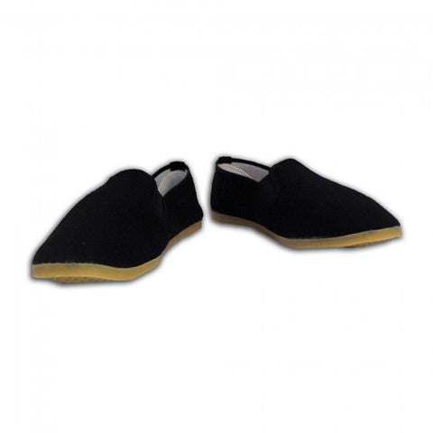 MACHO Kung Fu Shoes with Yellow Sole-1