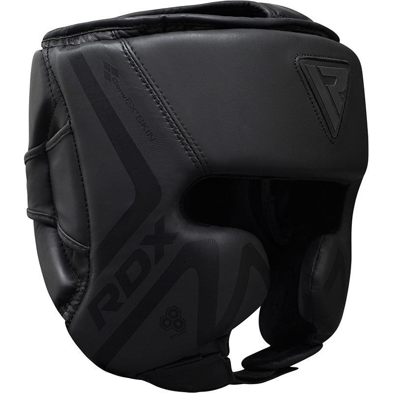 RDX T15 NOIR BLACK HEAD GUARD-1