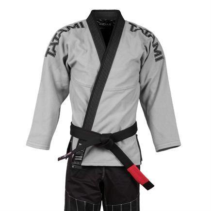 Tatami Grey Jiu Jitsu Gi - Inverted Collection