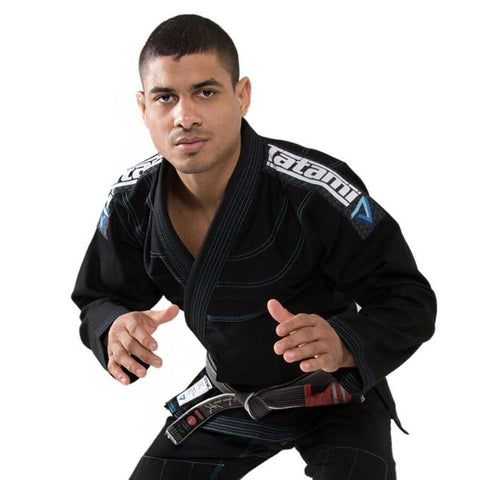 Tatami Elements Ultra Lightweight Jiu Jitsu Gi - Black-1