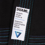 Tatami Elements Ultra Lightweight Women's Jiu Jitsu Gi - Black-8