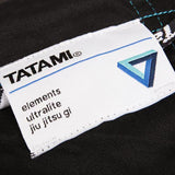 Tatami Elements Ultra Lightweight Women's Jiu Jitsu Gi - Black-12