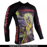 Tatami Iron Maiden Killers Grappling Rashguard-2