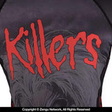Tatami Iron Maiden Killers Grappling Rashguard-4