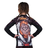 Tatami Hang Loose Orangutan Kids Grappling Rashguard-4