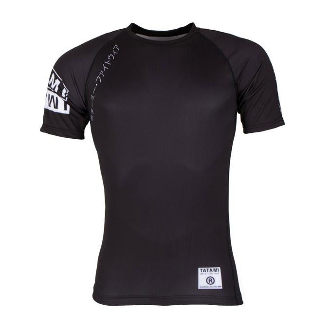 Tatami White Label Grappling Rashguard-1