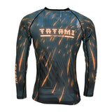 TATAMI MECH DESTROYER CHILDREN`S GRAPPLING RASHGUARD-3