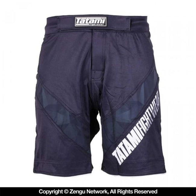 Tatami Dynamic Fit Nexus Grappling Shorts - Navy-1