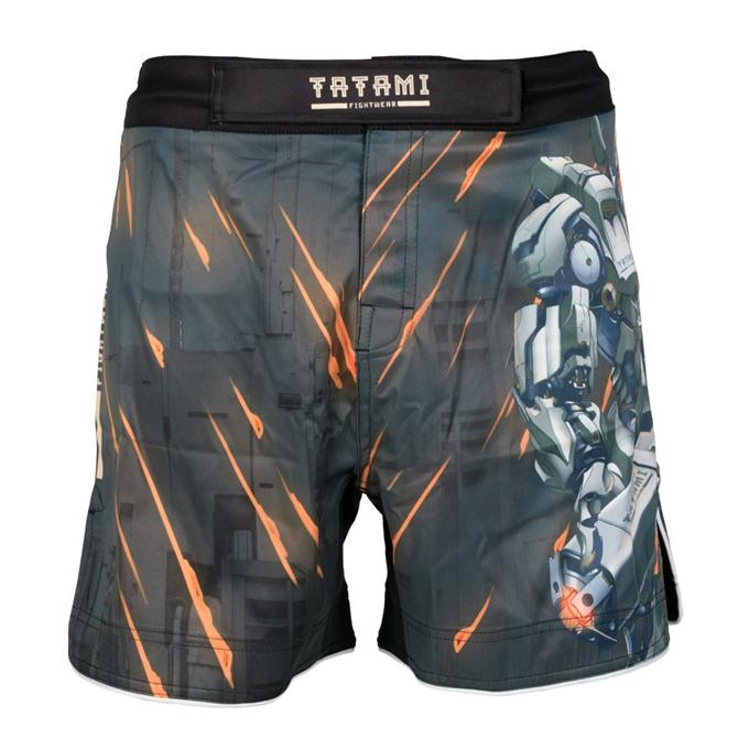 TATAMI MECH DESTROYER GRAPPLING SHORTS-1
