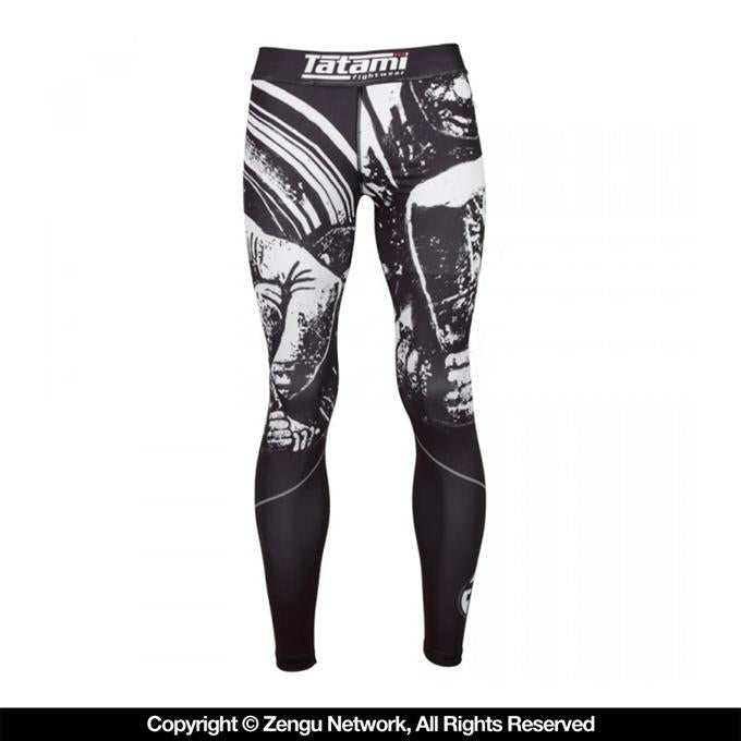 Tatami Grapplers Collective - Kimura Women's Grappling Tights-1