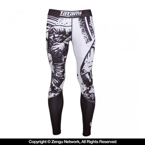 Tatami Grapplers Collective - Triangle Grappling Tights-1