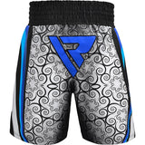 RDX BSS TRAINING BOXING SHORTS/Blu-2