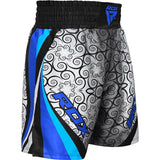 RDX BSS TRAINING BOXING SHORTS/Blu-4