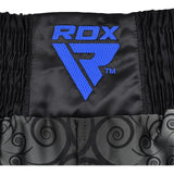 RDX BSS TRAINING BOXING SHORTS/Blu-5