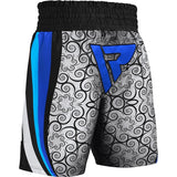 RDX BSS TRAINING BOXING SHORTS/Blu-6