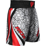 RDX BSS TRAINING BOXING SHORTS/R-8