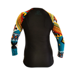 FUJI Tribal Women's Rashguard-2