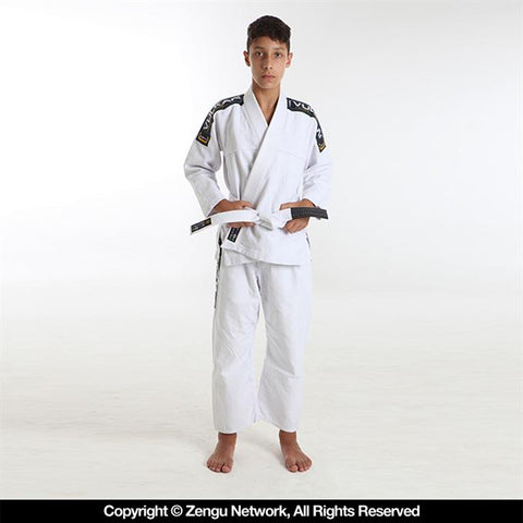 Vulkan-Ultra Light Children's Jiu Jitsu Gi-1