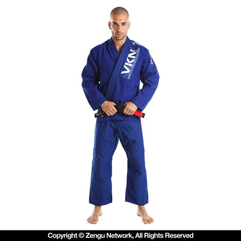 Vulkan-VKN Pro Light Blue-Jiu Jitsu Gi-1