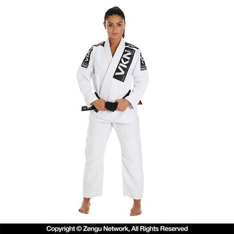 Vulkan-VKN Pro Light Women's Jiu Jitsu Gi-1