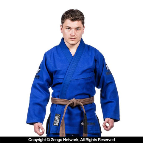 "Tatami ""The Tank"" Blue Heavyweight Jiu Jitsu Gi-1"