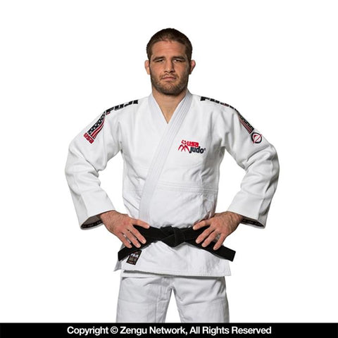 Fuji USA Judo Single Weave Gi-1