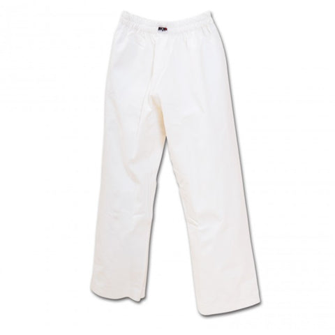 MACHO STUDENT PANTS (7OZ)/White-1