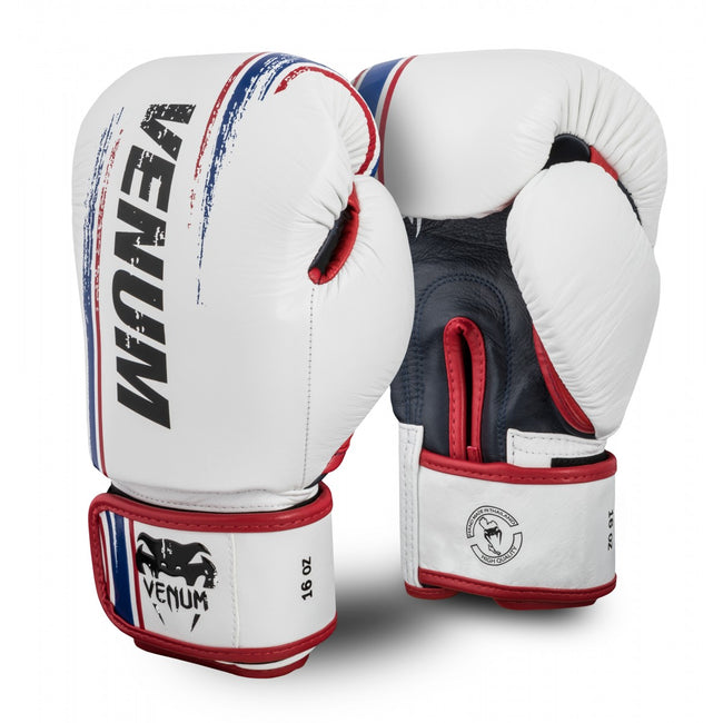 VENUM-BANGKOK SPIRIT LEATHER BOXING GLOVES-1
