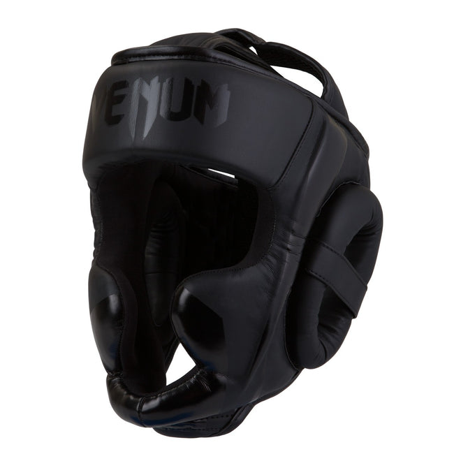 TITLE - VENUM-ELITE HEADGEAR 2.0-Black