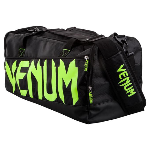 Venum-Sparring Sport Bag - Yellow-1