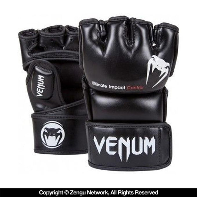 Venum-Impact MMA Gloves Skintex Leather
