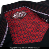 Venum-Elite Light Jiu Jitsu Gi - Black-7