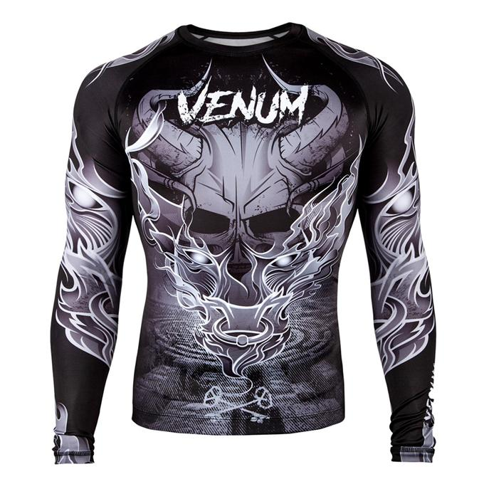 Venum-Minotaurus Long Sleeve Grappling Rashguard-1