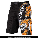 Venum-Tiger King Kids Grappling Shorts-2