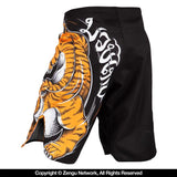 Venum-Tiger King Kids Grappling Shorts-3