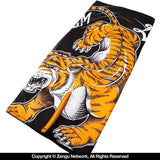 Venum-Tiger King Kids Grappling Shorts-5