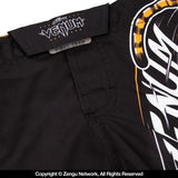 Venum-Tiger King Kids Grappling Shorts-8