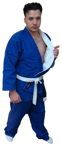 WOLDORF-Double Weave Judo Suit
