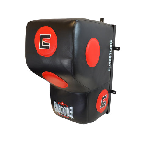 Combat Corner Wall Mount Uppercut & Hook Bag