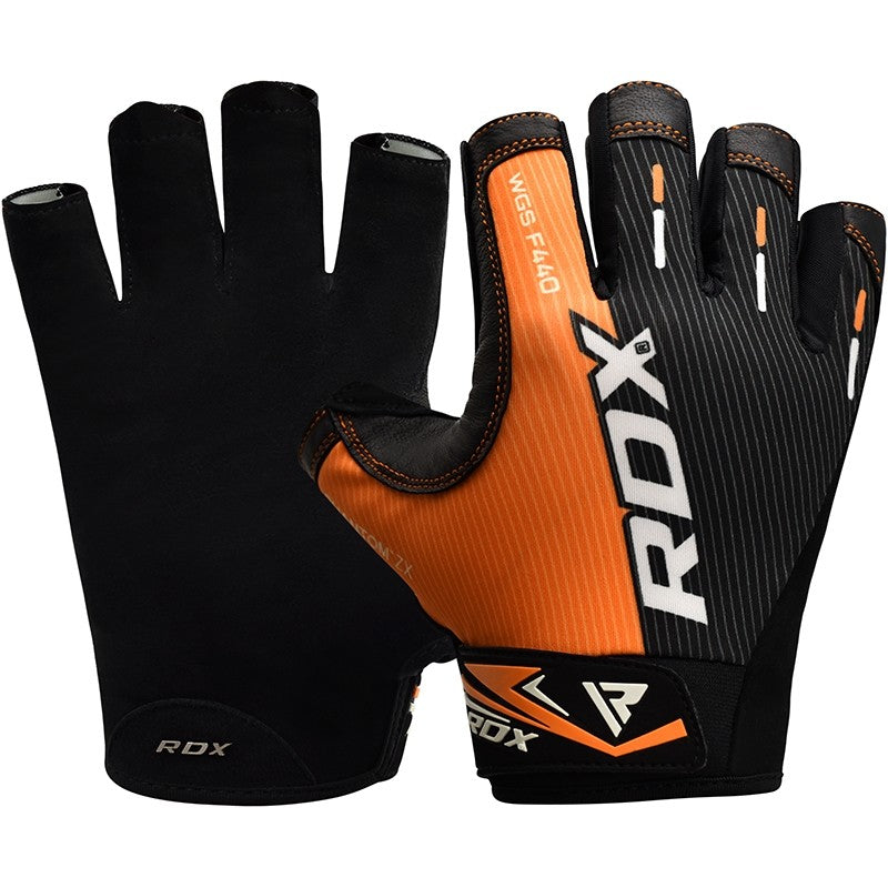 RDX F44 GYM WORKOUT GLOVES-1