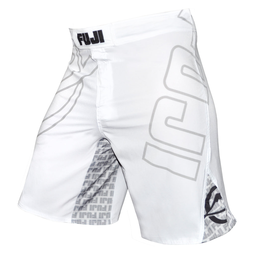 FUJI INVERTED BOARD SHORTS-White-1