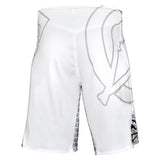 FUJI INVERTED BOARD SHORTS-White-4