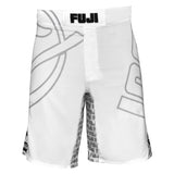 FUJI INVERTED BOARD SHORTS-White-3