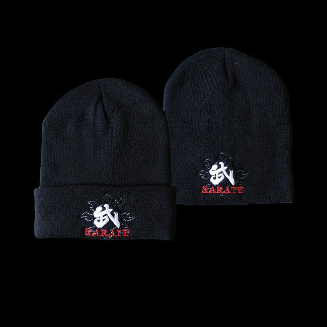 "DYNAMICS WINTER BEANIE ""KONG SOO"" KARATE"